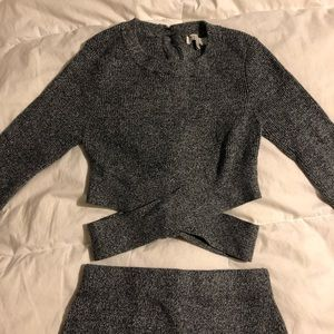 M for Mendocino outfit